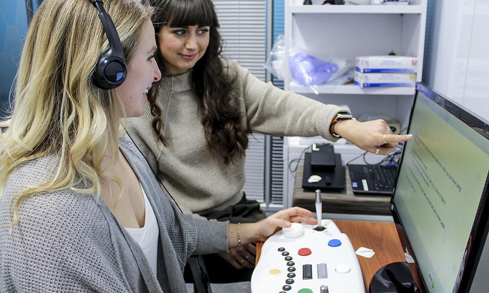 Computer neurorehabilitation technology